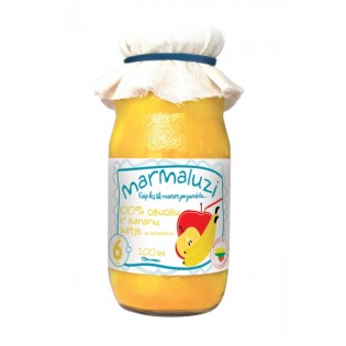 100% Apple and banana juice...