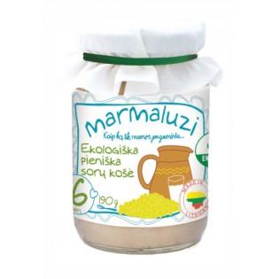 Organic milky millet...