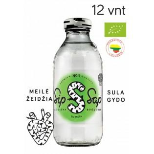 Органический березовый сок....