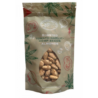 ROASTED Almonds With...