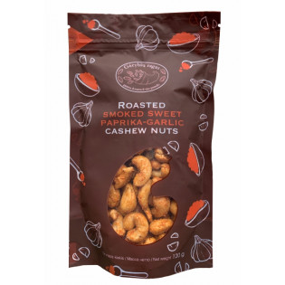 ROASTED Cashews With Smoked...